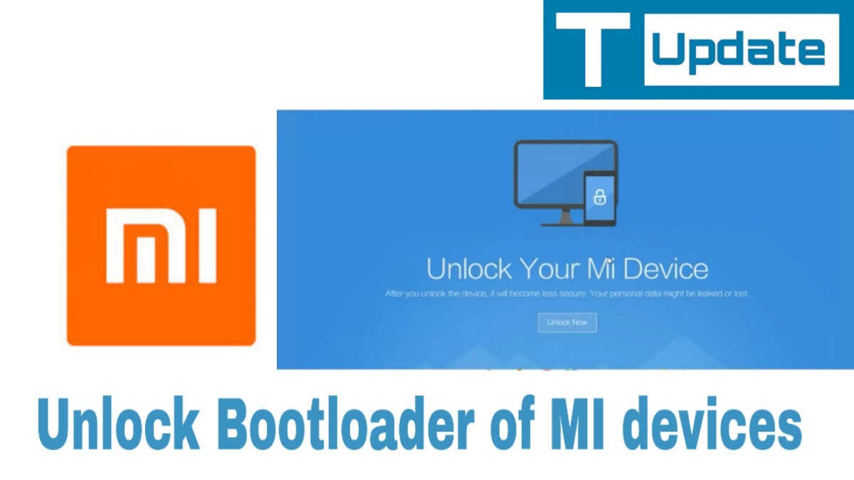 How to unlock bootloader of MI device