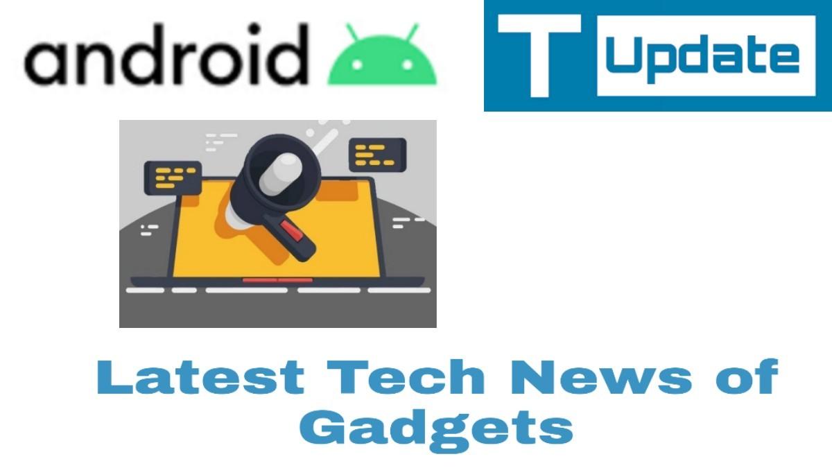 Latest tech news